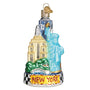 New York City Ornament for Christmas Tree