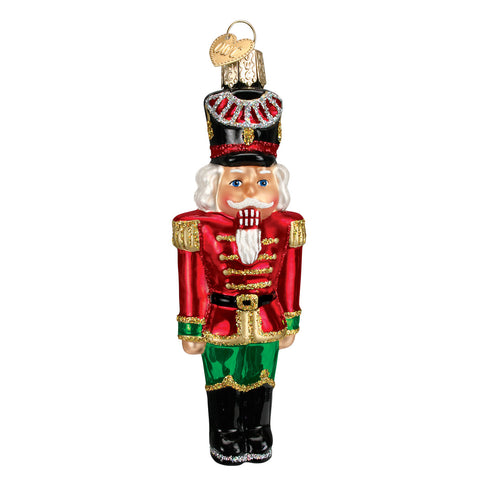 Nutcracker Ornament for Christmas Tree