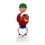Dog Lover Ornament- Male