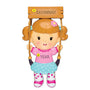 Girl on Swing Ornament