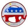 Republican Elephant Ornament For Christmas Tree
