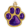 Paw Print Ornament for Christmas Tree