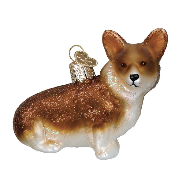 Pembrooke Welsh Corgi Ornament for Christmas Tree