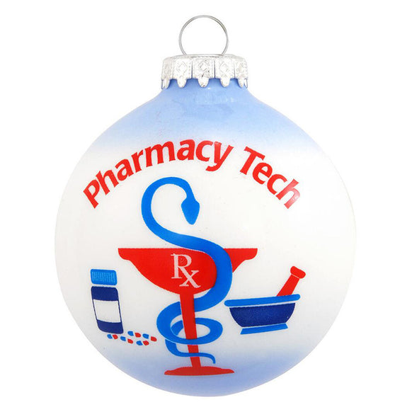 Pharmacy Tech Ornament for Christmas Tree