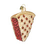 Piece of Cherry Pie Ornament for Christmas Tree