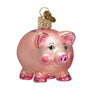 Piggy Bank Ornament for Christmas Tree