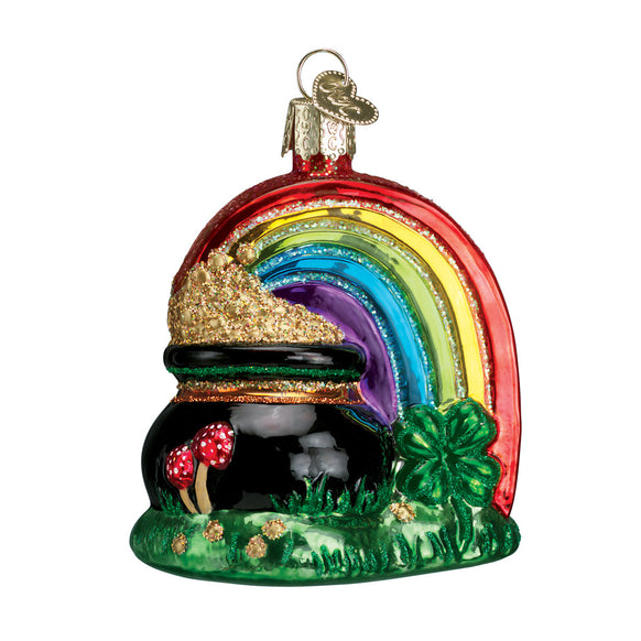 Pot of Gold Ornament for Christmas Tree