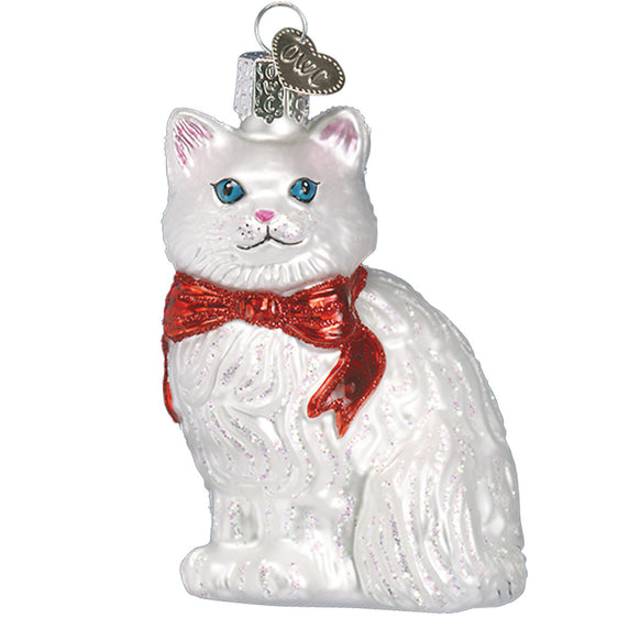 Princess Kitty Ornament for Christmas Tree