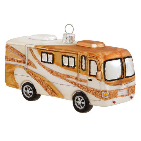 RV Motor Home Ornament for Christmas Tree