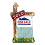Realty Sign Ornament for Christmas Tree