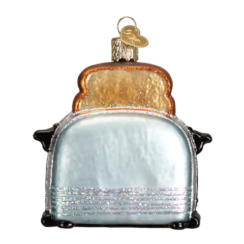 Retro Toaster Ornament for Christmas Tree
