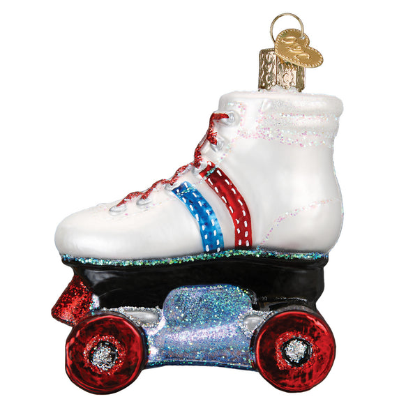 Roller Skate Ornament for Christmas Tree