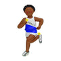Runner Ornament - African-American Male