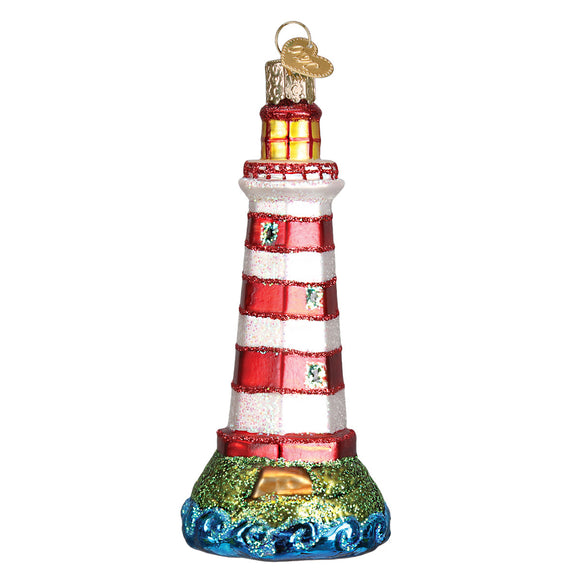 Sambro Lighthouse Ornament for Christmas Tree