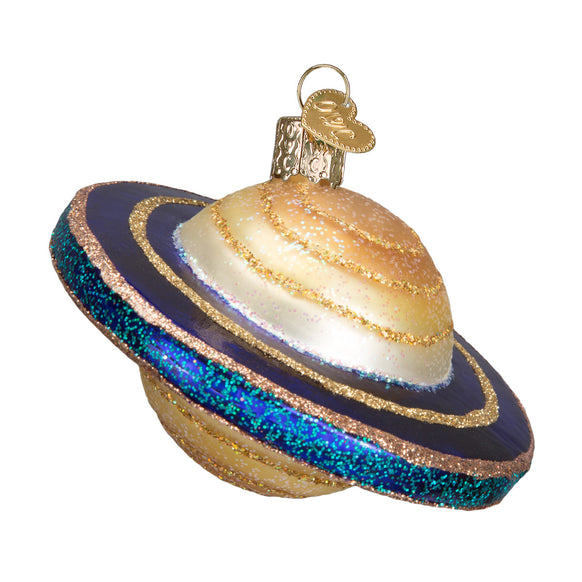 Saturn Ornament for Christmas Tree