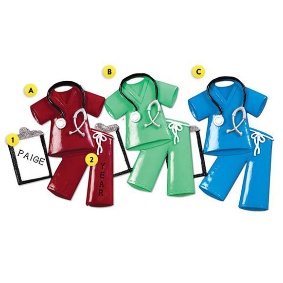 Medical/Nurse Scrubs