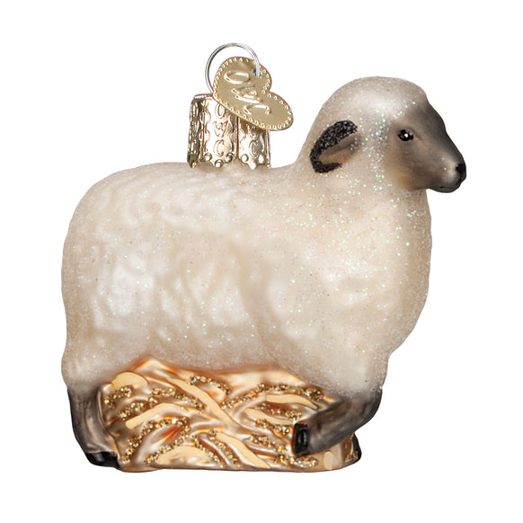 Sheep Ornament for Christmas Tree