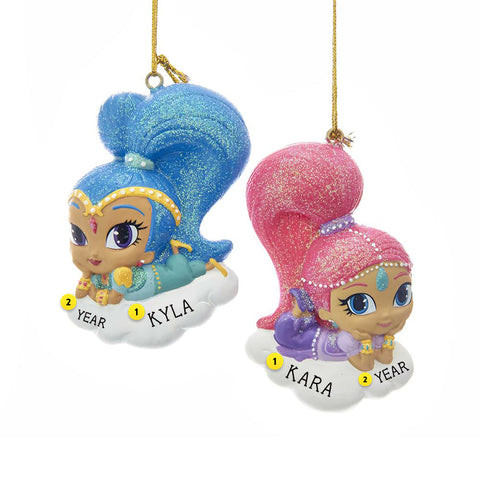 Shimmer and Shine™ Character Ornaments