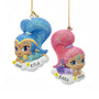 Shimmer and Shine™ Character Ornaments Choose One