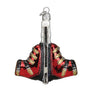 Ski Boots Ornament for Christmas Tree