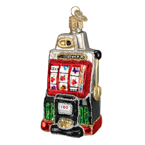 Slot Machine Ornament for Christmas Tree