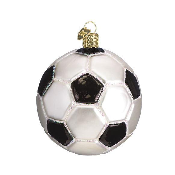 Soccer Ornament for Christmas Tree
