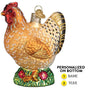 Spring Chicken Ornament