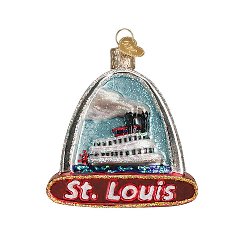 St. Louis Arch Ornament for Christmas Tree