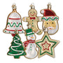 Sugar Cookie Ornament 6 Assorted Please Choose One