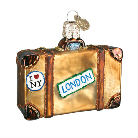 Suitcase Ornament for Christmas Tree