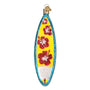 Surfboard Ornament for Christmas Tree