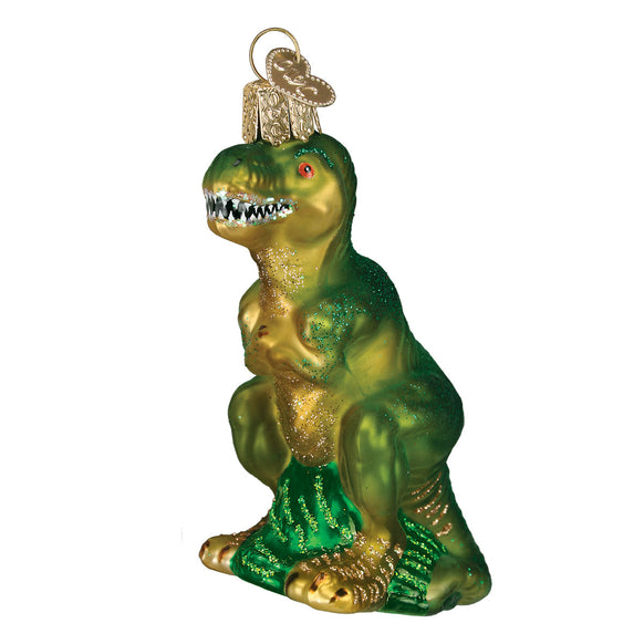 T-Rex Ornament for Christmas Tree
