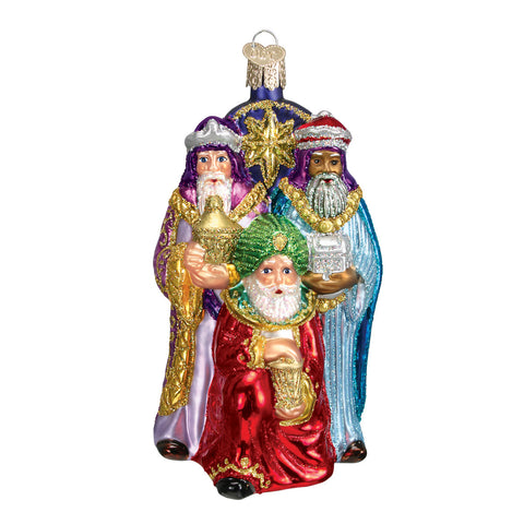 Three Wise Men Ornament for Christmas Tree