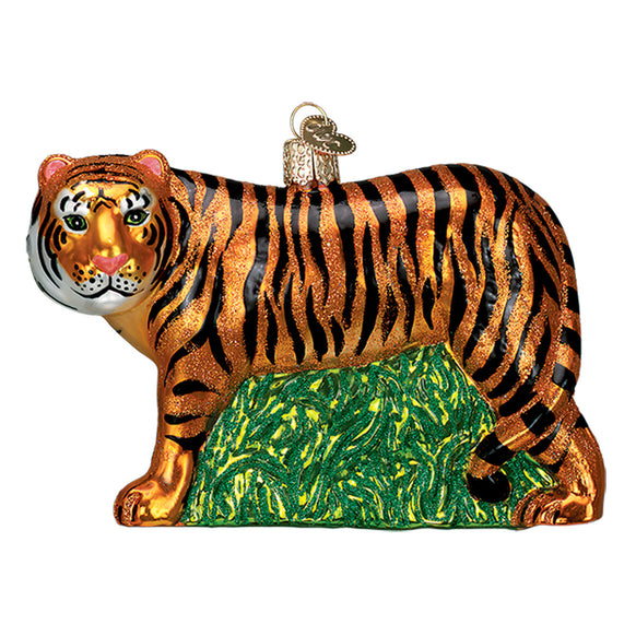 Tiger Ornament for Christmas Tree