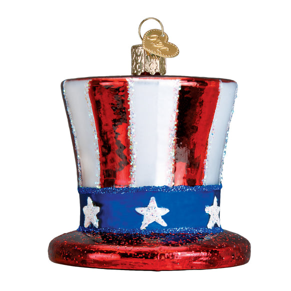 Uncle Sam's Hat Ornament for Christmas Tree