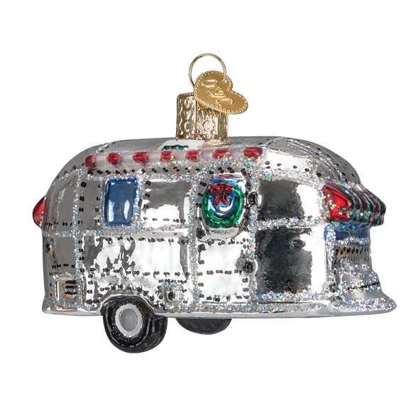 Vintage Trailer Ornament for Christmas Tree