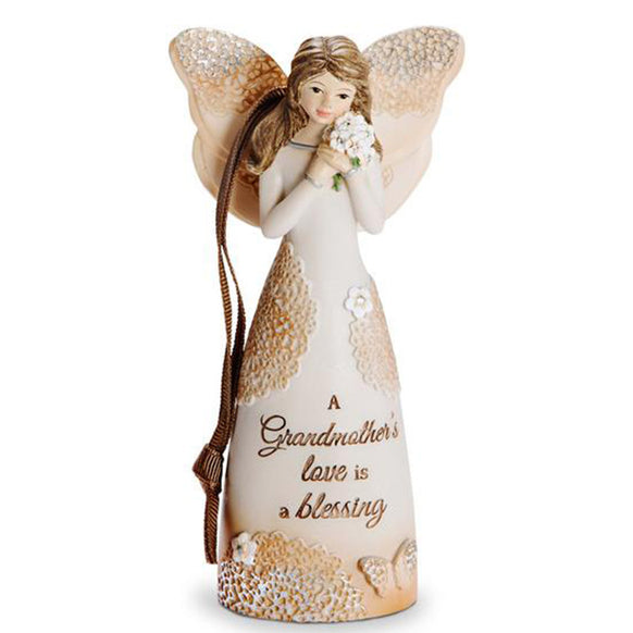 Grandmother's Love - Angel Christmas Ornament