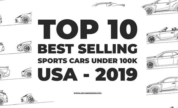 Top 10 Best Selling Sports Cars Under $100K