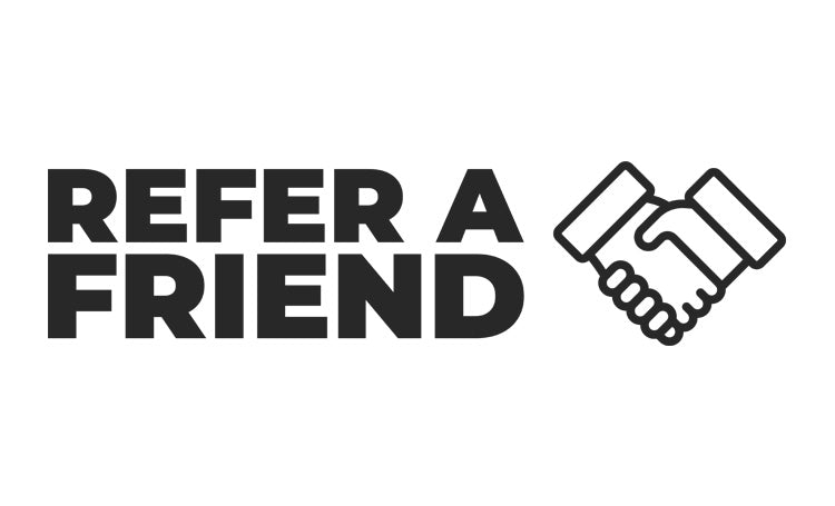 Refer a friend - earn 10% commission!