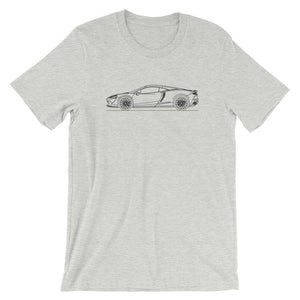 McLaren GT T-shirt - Artlines Design