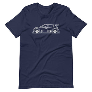 Citroën C3 2nd Gen WRC T-shirt