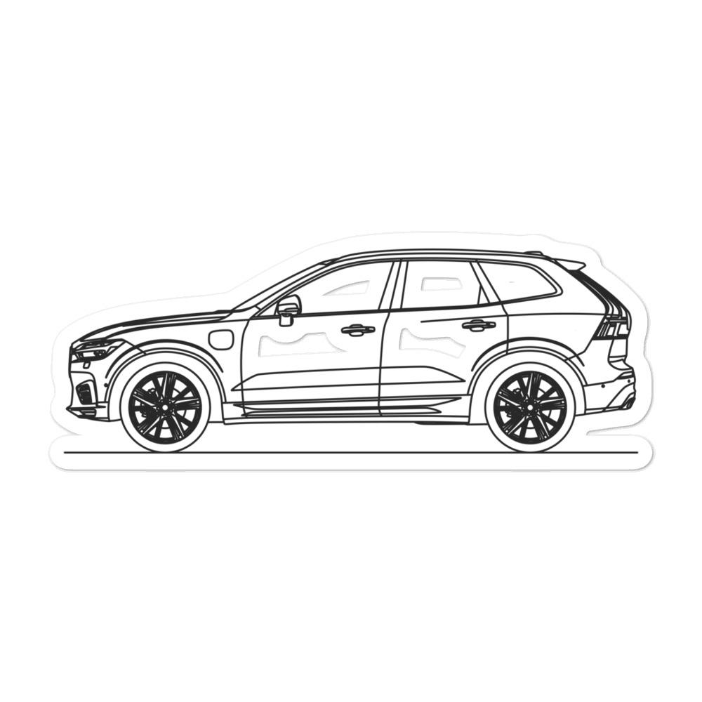 Volvo XC60 II Sticker