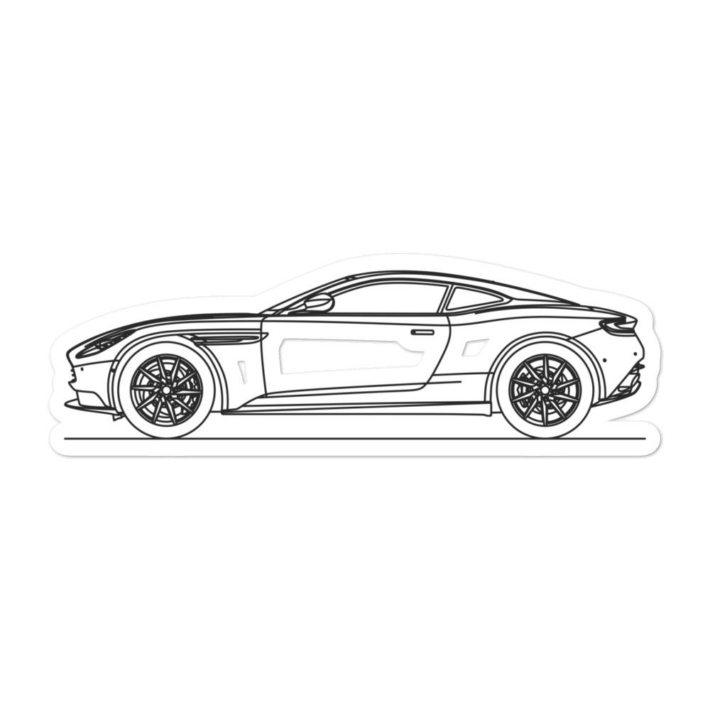 Aston Martin DB11 Sticker