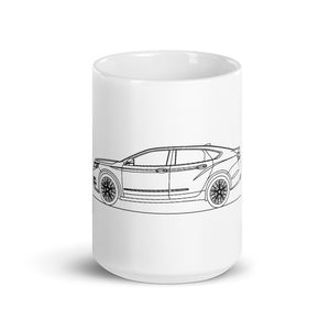 Chevrolet Impala 10th Gen Mug