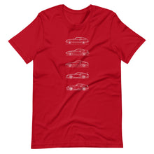 Load image into Gallery viewer, Toyota Supra Evolution T-shirt