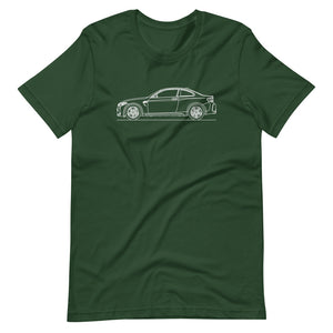 BMW F87 M2 T-shirt Forest - Artlines Design