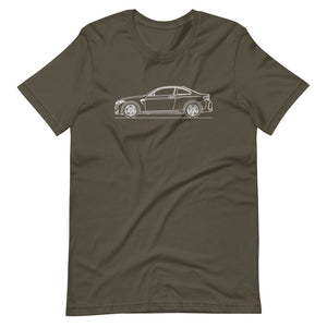 BMW F87 M2 T-shirt Army - Artlines Design