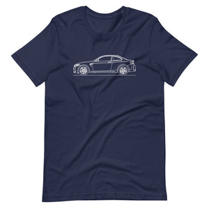 BMW F87 M2 T-shirt Navy - Artlines Design