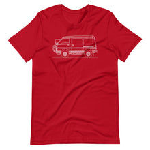 Load image into Gallery viewer, Mitsubishi Delica Star Wagon L300 T-shirt