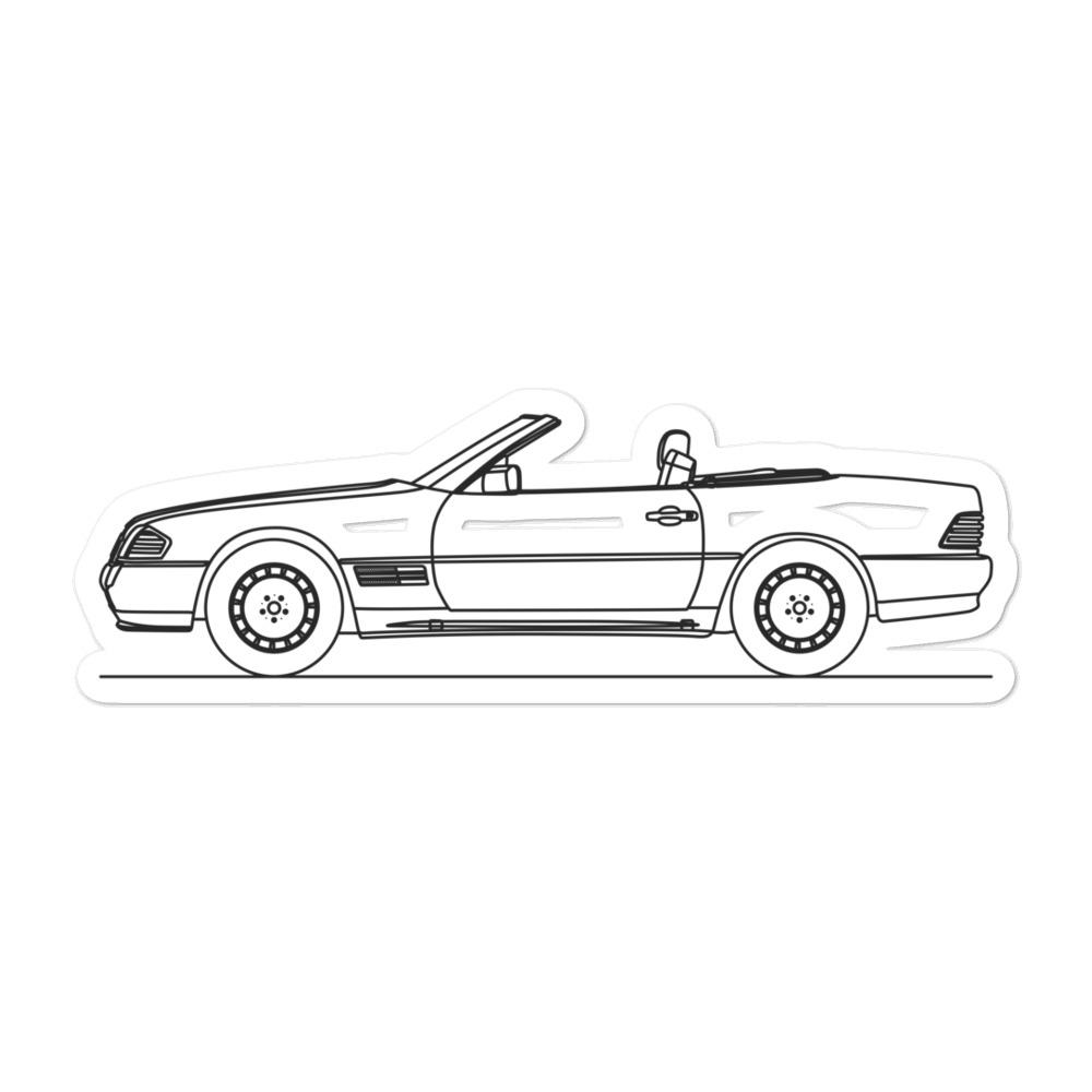 Mercedes-Benz R129 SL 280 Sticker